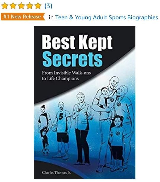 Best Kept Secrets – #1 Amazon New Release